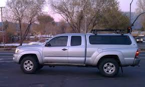 toyota truck shell 2nd 2005 tacoma cer shell 6ft bed silver expedition