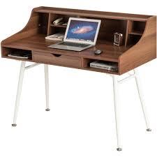 Computer Desk Bureau Retro Computer Desks Writing Bureau Storage Laptop Piranha