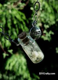 wish bottle necklace images Little wishes glass vial pendant project diy necklace tutorial jpg