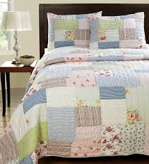 Girls Patchwork Bedding by Cute Quilt Sets For Girls Girls Bedding Sets