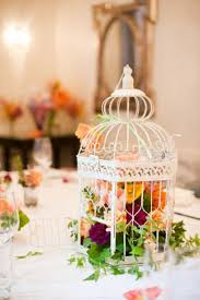 Centerpieces For Bridal Shower by Diy Birdcage Centerpiece Tutorial A Great Idea For A Wedding