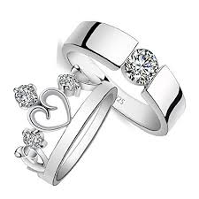 rings love couple images Couple rings for engagement love ring 19 likes pair rings for jpg