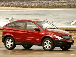 ssangyong actyon workshop u0026 owners manual free download
