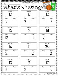 best 25 part part whole ideas on pinterest number bonds