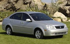 2007 suzuki forenza information and photos zombiedrive