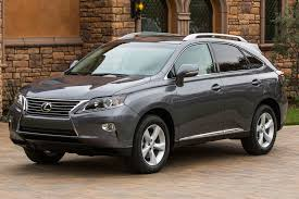 2015 lexus rx 350 information and photos zombiedrive