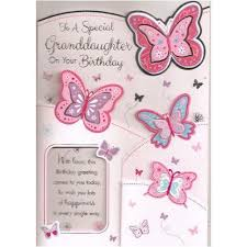 16 best granddaughter birthday cards images on pinterest