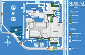 bruce w carter va medical center maps miami va healthcare system