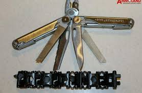 bracelet multi tool images Leatherman tread lt multitool bracelet survival tool review jpg