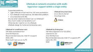 Home Lab Network Design Single Network Emulation Platform Ppt Video Online Download
