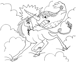 cute unicorn coloring pages unicorn color pages for children