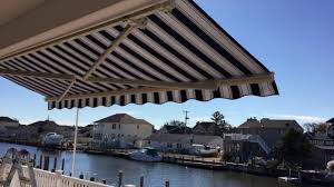 Awnings South Jersey Atlantic City Nj Retractable Awning Installation By Shade One