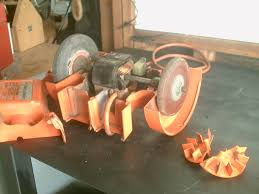 Cheap Bench Grinder Bench Grinder Fan Repair Greens And Machines
