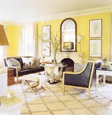 Yellow Livingroom by Surprising Yellow Living Room Chairs On Interior Decor Home With