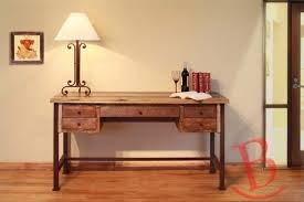 rustic pine writing desk rustic pine log single pedestal writing desk in rustic writing desk