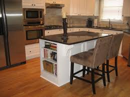 adding an island to an existing kitchen my kitchen island i added the bookcase to the existing island then