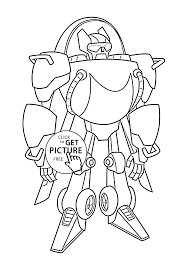 rescue bots coloring pages print coloring