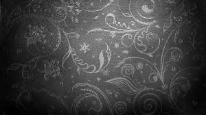black floral wallpaper 6992432
