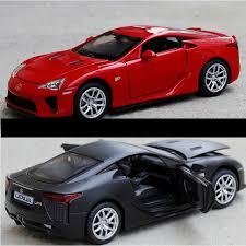 lexus lfa model aliexpress com buy horses 1 32 collection toys car