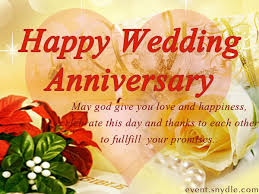 Anniversary Wishes Wedding Sms Happy Anniversary Messages Amp Sms For Marriage Always Wish Wedding Anniversary Cards For Home Pinterest Anniversaries