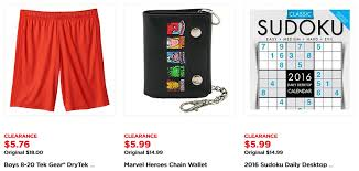 kohl s clearance sale items 1 mylitter one deal at a time