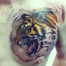 tiger japanese modern chest design idea for and