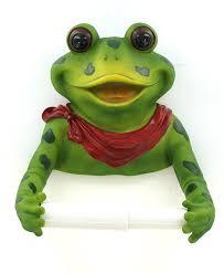 dog toilet paper holder frog bathroom frog decorations frog bathroom toilet paper