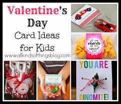 candy s day card all kinds of things non candy s day cards for kids
