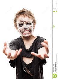 child zombie halloween costume screaming walking dead zombie child boy halloween horror costume