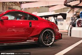 nissan 350z wide body kit the five cars you must see from tas 2014 speedhunters