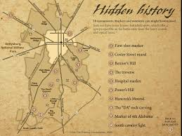 Battle Of Gettysburg Map Artist Bloc Battle Of Gettysburg Becomes My First Ipad App