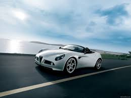beautifull cars alfa romeo 8c wallpapers reviews