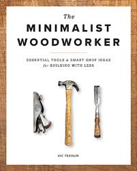 the minimalist woodworker book review