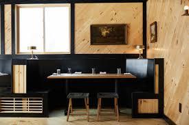 studio tack transforms old motor lodge into minimalist boutique