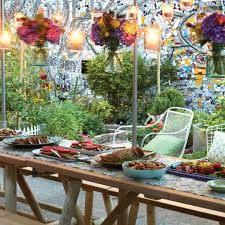 outdoor party decorations backyard outdoor birthday party ideas for 5 year olds backyard