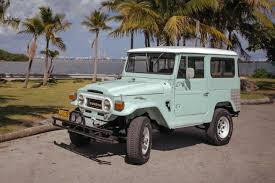 toyota usa for sale 1968 toyota land cruiser fj40 4 speed sea foam green in