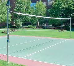 jaypro os 350 outdoor volleyball uprights