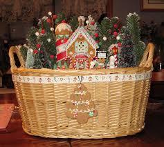 Christmas Cookie Gift Basket Crooked Stamper U0027s Blog Ginny U0027s Cookie Treats