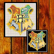 cross stitch pattern harry potter cross stitch hogwarts