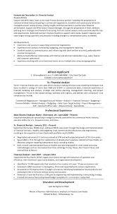 Pricing Analyst Resume Six Sigma Resume Environment Sabah Environmental Protection