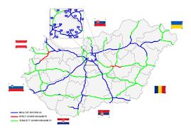 autostrady na węgrzech wikipedia wolna encyklopedia