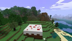 cake house minecraft project