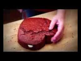 resep makanan romantis untuk pacar cara membuat kue ulang tahun untuk pacar bentuk love youtube