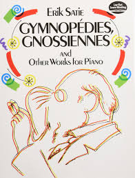 gymnopedies gnossiennes works piano amazon uk