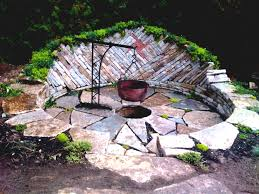 Build Firepit Size Of Backyard Ideas How To Build A Pit With Bricks