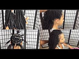 spring twist braid hair 164 thecurlrefinery com spring twist youtube