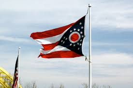 Hatis Flag Flag Of Ohio Wikiwand