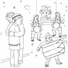 free indian coloring pages search to print india krishna india coloring pages coloring google