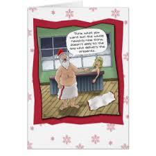 naughty christmas cards u0026 invitations zazzle co uk