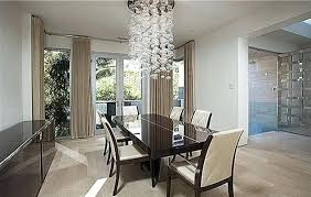 Contemporary Dining Room Chandelier Contemporary Dining Room Chandelier Residential Lighting Modern